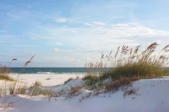 Le dune di Pensacola