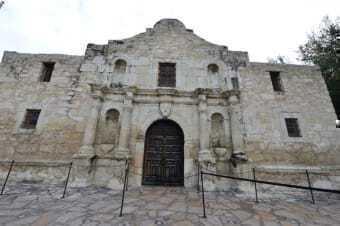 El Alamo di San Antonio