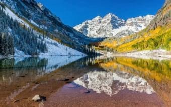 Paesaggio di Aspen