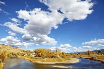 Gypsum, fiume Eagle