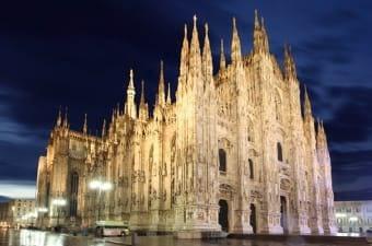 Milan fashion, design e glamour