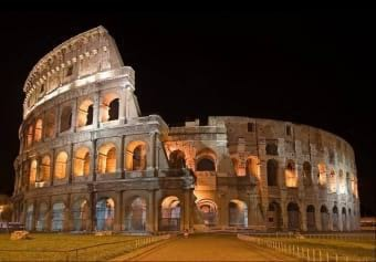 Das römische Kolosseum