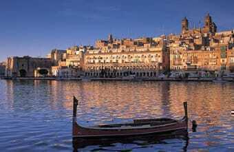 Valletta - Hauptstadt in Malta
