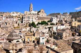 the stone of Matera