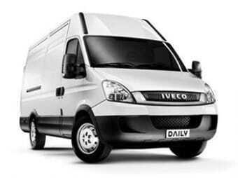 noleggio furgone iveco daily