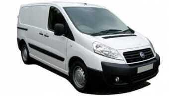 noleggio furgone Fiat scudo