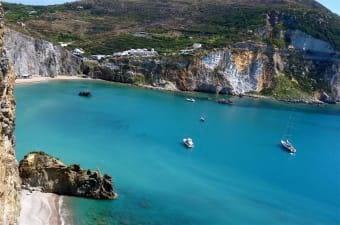 Le coste del Lazio