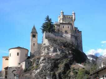 Un viaggio ad Aosta con Tinoleggio