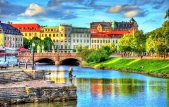 Goteborg canale