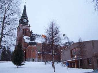 Chiesa di Örnsköldsvik